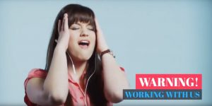 WARNING! Working with us can cause EXTREME happiness!